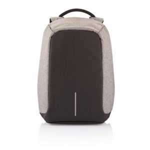 Bobby best anti-theft backpack grey