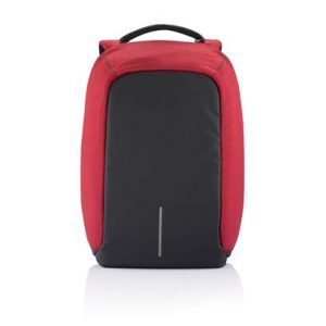 Bobby best anti-theft backpack red