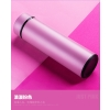[FREE SHIPPING] Stainless Steel Thermal Mug with 450ML Pink