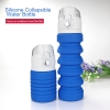 Silicone Foldable Sport Water Bottle 10