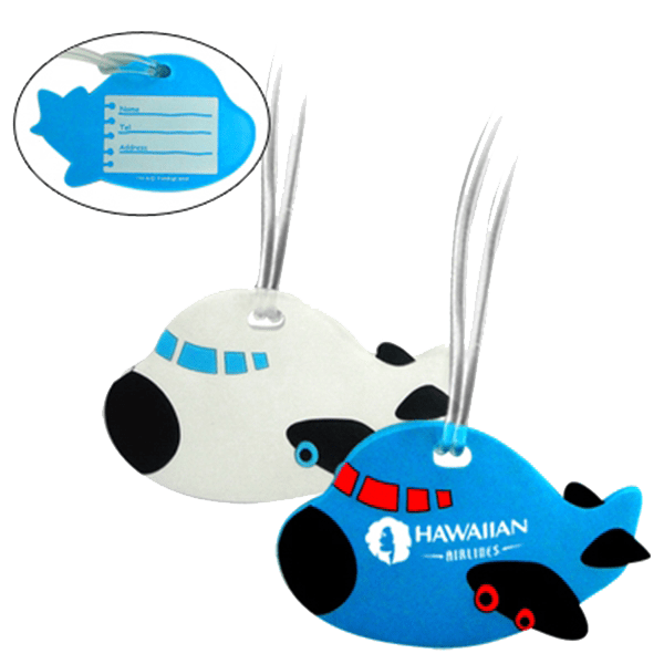 Customised Travel Luggage Tag – Specialist in Rubber & Silicone 1