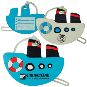 Customised Travel Luggage Tag – Specialist in Rubber & Silicone 2