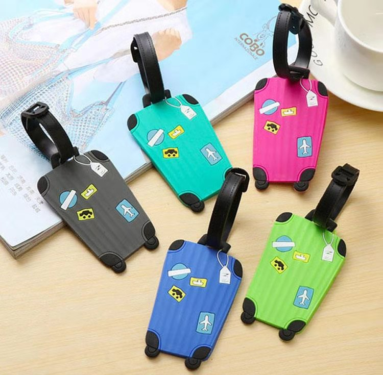 Customised Travel Luggage Tag – Specialist in Rubber & Silicone Other 1