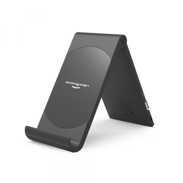 Duo slim wireless charging dock